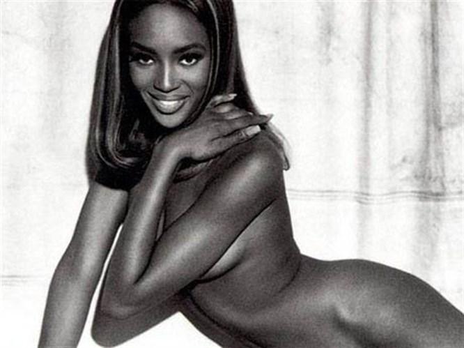 Naomi Campbell'ın isyanı